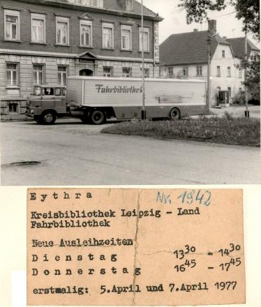 1977 Fahrbibliothek